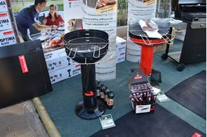 Picture of Barbecook Optima Black