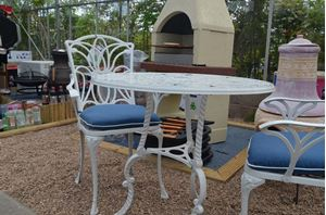 Picture of Leisure Grow Norfolk Bistro Set