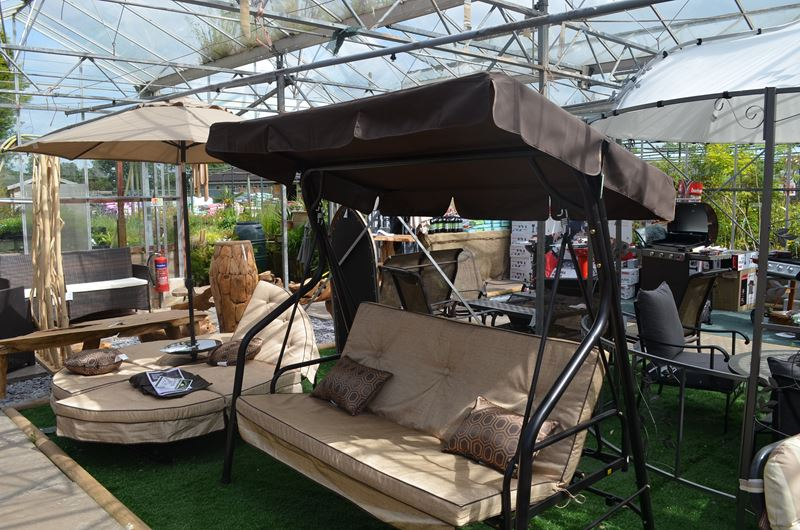 Li Lo Hamilton Swing Bed Greenacres Garden Centre