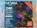 Picture of Noma 240 Multi Effect Multi Colour LED Lights