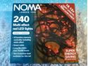 Picture of Noma 240 Multi Effect Red LED Lights