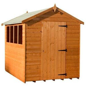 Picture of Woodlands Super Apex Shed