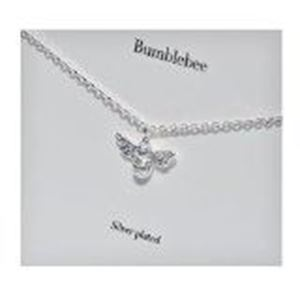 Picture of Estella Bartlett Bumblebee Necklace