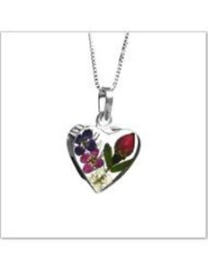 Picture of Shrieking Violet Heart Pendent