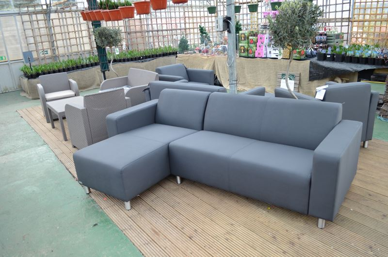 Waterproof Garden Furniture Cosi greenacres garden centre graphite picture of cosi tom weatherproof corner sofa workwithnaturefo