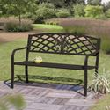 Picture of Cast Iron Garden Bench
