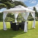 Picture of Polenza Cream Gazebo